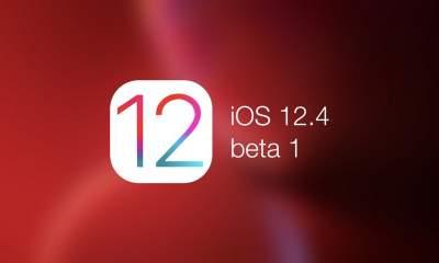 ios 12 4 beta 1 featured 400x240 - Apple phát hành iOS 12.4 beta 1, mời bạn dùng thử