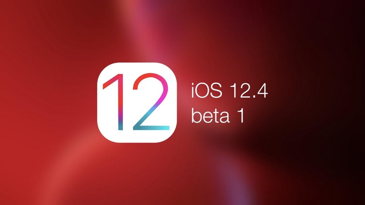 ios 12 4 beta 1 featured - Apple phát hành iOS 12.4 beta 2