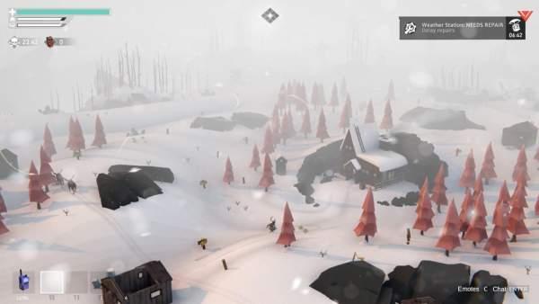 Đánh giá game Project Winter
