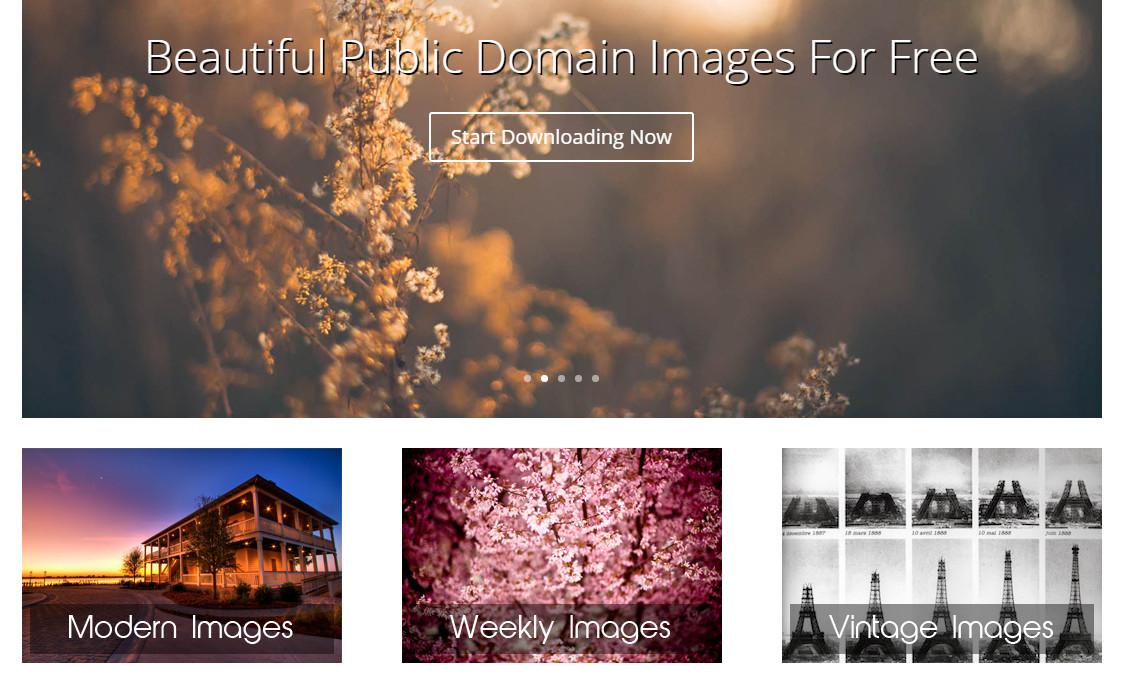 public domain - Thêm nhiều địa chỉ tìm hình ảnh chất lượng cao miễn phí