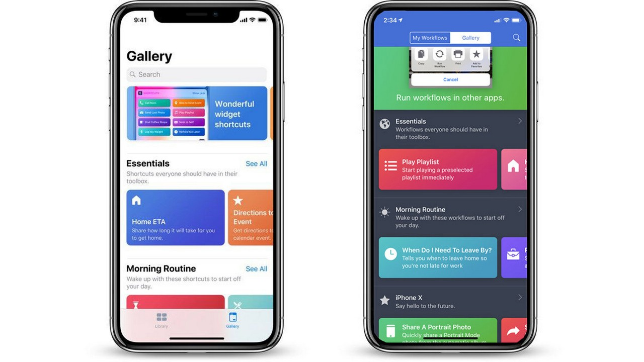 siri shortcuts featured - Apple phát hành iOS 12.4 beta 2