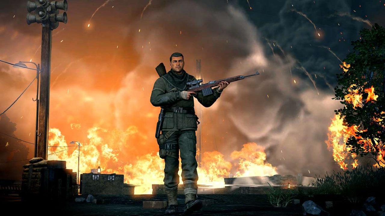 Đánh giá Sniper Elite V2 Remastered