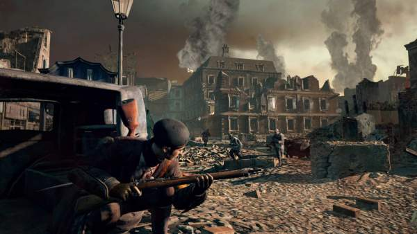 sniper elite v2 remastered switch screenshot 1 600x338 - Đánh giá game Sniper Elite V2 Remastered phiên bản Switch
