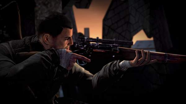 sniper elite v2 remastered switch screenshot 2 600x338 - Đánh giá game Sniper Elite V2 Remastered phiên bản Switch