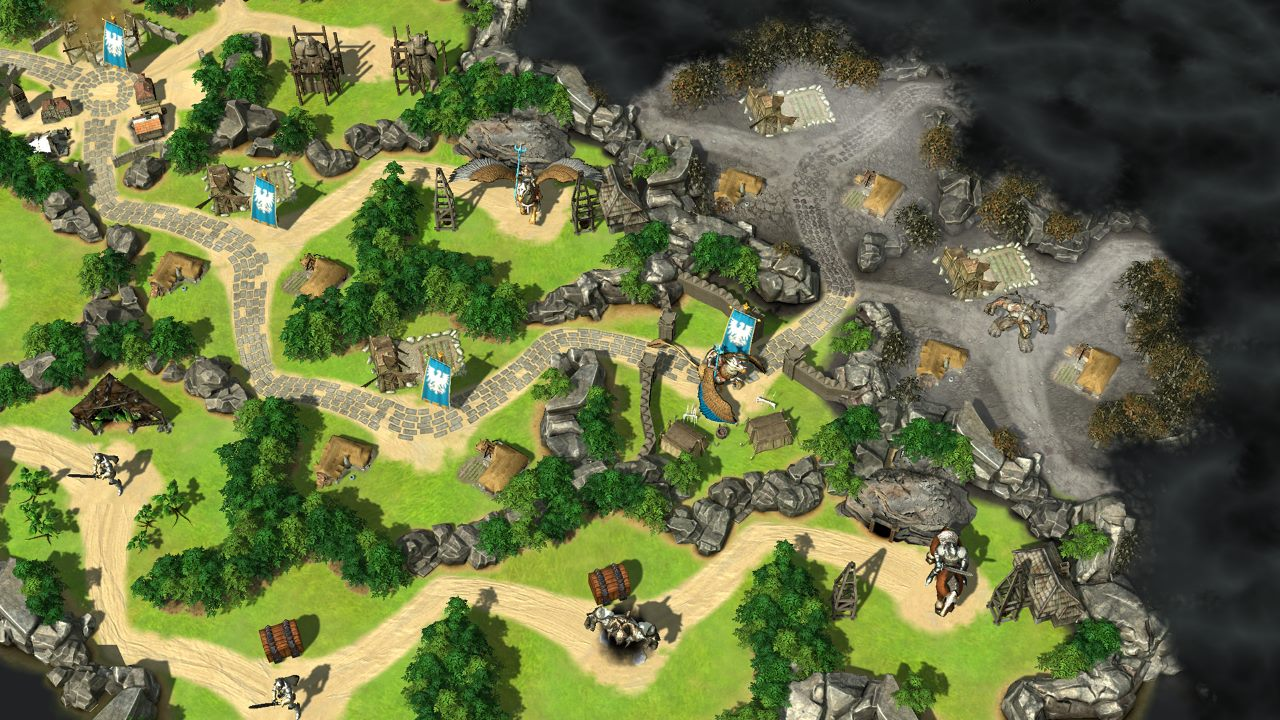 Đánh giá game mobile SpellForce: Heroes & Magic