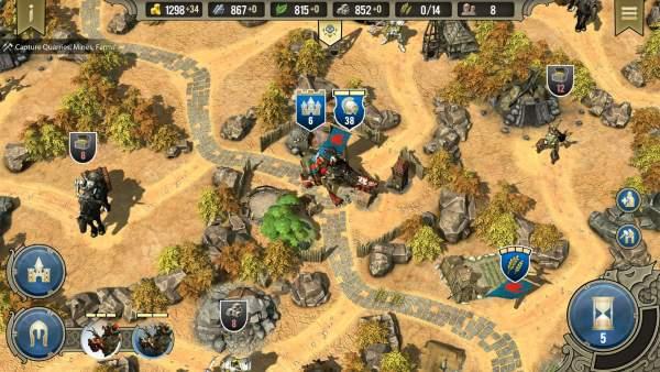 spellforce heroes and magic screenshot 1 600x338 - Đánh giá game mobile SpellForce: Heroes & Magic