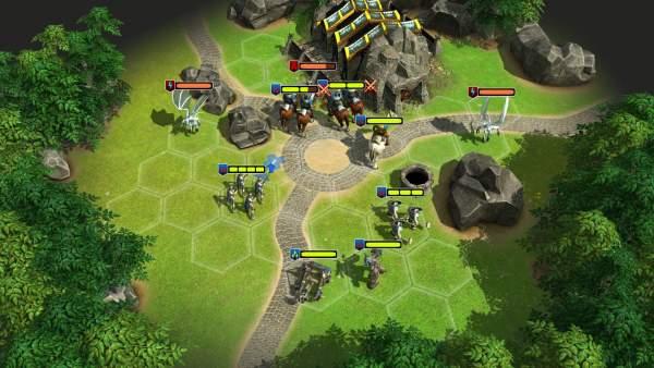 spellforce heroes and magic screenshot 3 600x338 - Đánh giá game mobile SpellForce: Heroes & Magic