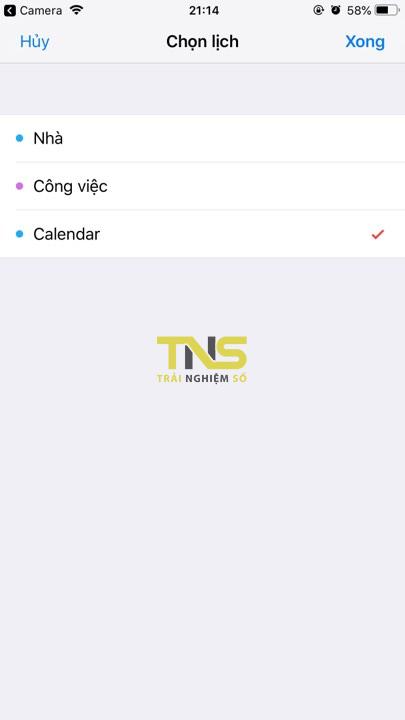 them lich phim 4 - Cách thêm lịch chiếu phim 2019-2020 vào iOS, Android