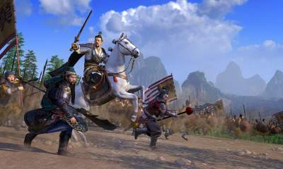 Đánh giá Total War: Three Kingdoms