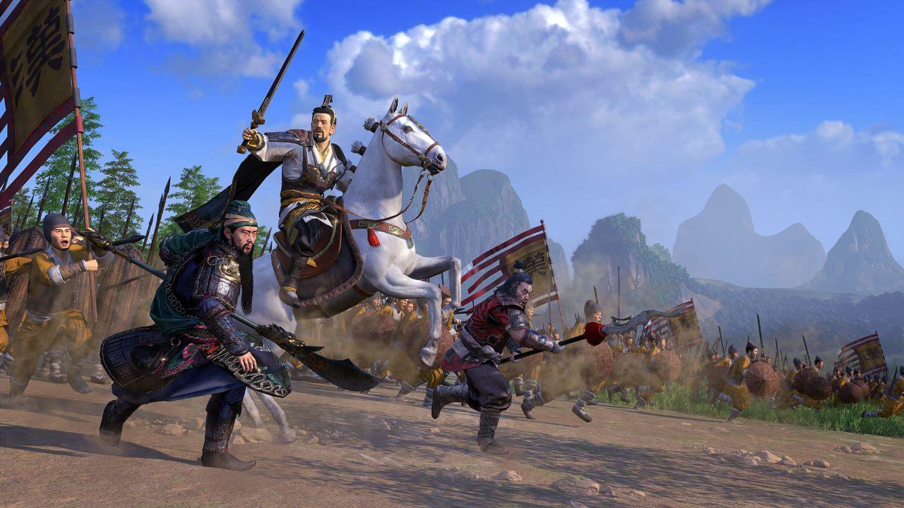 Đánh giá Total War: Three Kingdoms