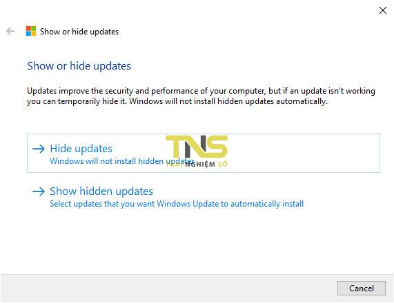 update driver 2 - Cách chặn cập nhật driver trên Windows 10
