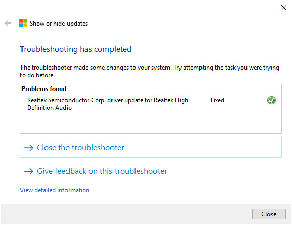 update driver 4 - Cách chặn cập nhật driver trên Windows 10
