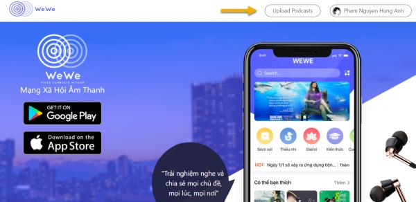 2019 06 04 15 10 37 600x292 - Trải nghiệm WeWe: Mạng xã hội âm thanh đầu tiên tại Việt Nam
