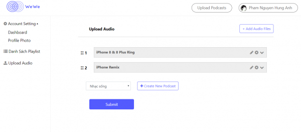 2019 06 04 15 15 25 600x263 - Trải nghiệm WeWe: Mạng xã hội âm thanh đầu tiên tại Việt Nam