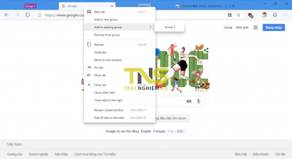 2019 06 07 10 41 07 600x327 - Mở nhiều tab trong Google Chrome, làm sao nhóm lại