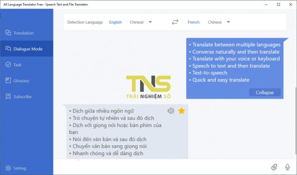 Dịch hình ảnh, giọng nói 103 ngôn ngữ trên Windows 10 4