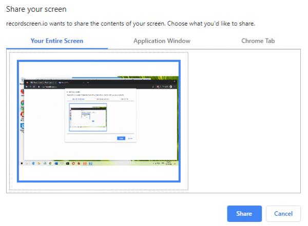 2019 06 20 15 16 38 600x441 - RecordScreen.io: Quay video màn hình không cần cài đặt, tài khoản