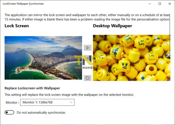 2019 06 21 15 26 22 600x429 - Cách thay hình nền desktop trên Windows 10 tự động bằng hình nền màn hình khóa