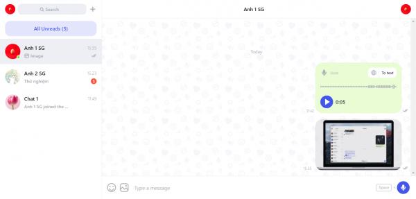 2019 06 23 15 45 48 600x287 - SpeakApp: Nhắn tin đa nền tảng miễn phí