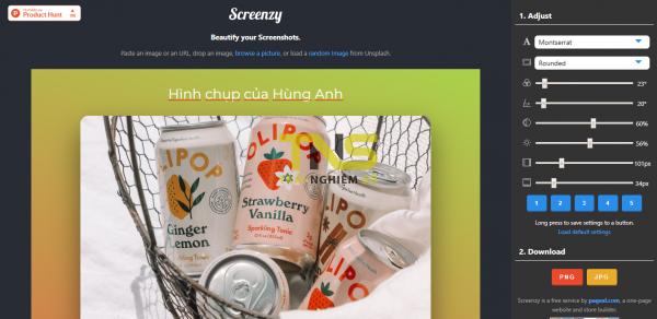 2019 06 29 14 08 56 600x292 - Thiết kế ảnh thiệp đẹp mắt và miễn phí với Screenzy