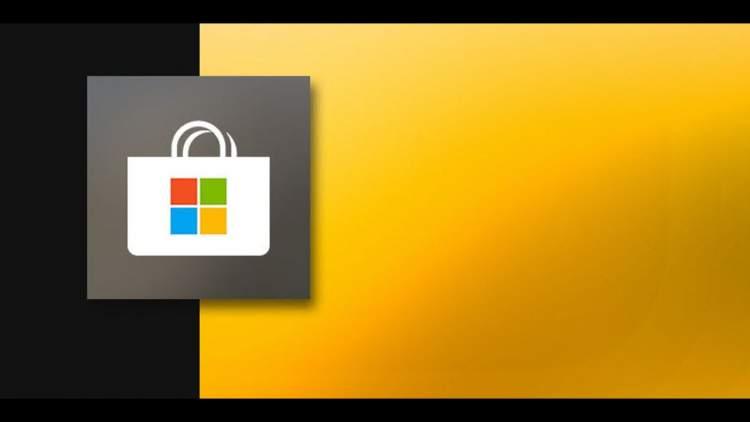 Microsoft Store 750x422 - Mở tab trên Chrome trong cửa sổ Focus Mode