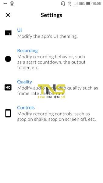 Screenshot 20190610 100545 338x600 - Quay video màn hình trên Android với MNML Screen Recorder