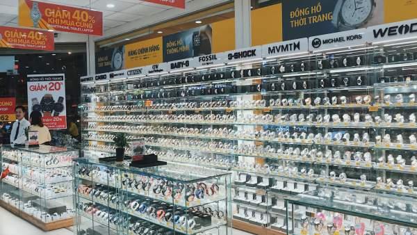 TGDD 1 600x338 - Thế Giới Di Động chiếm lĩnh phân nửa thị trường bán lẻ đồng hồ thông minh từ mô hình shop-in-shop