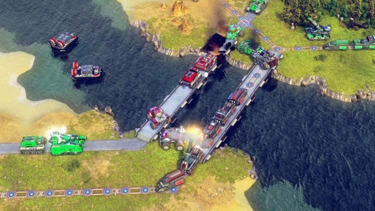 Đánh giá Battle Worlds: Kronos