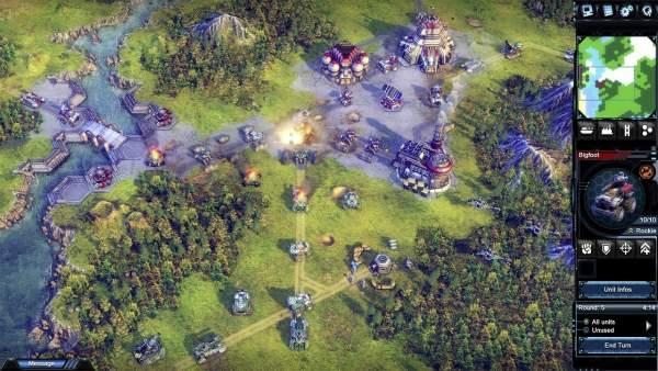 battle worlds kronos switch screenshot 1 600x338 - Đánh giá game Battle Worlds: Kronos phiên bản Switch