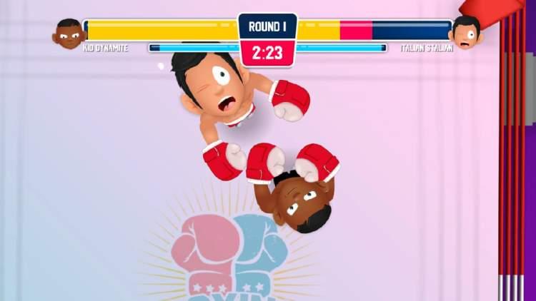 Đánh giá Boxing Champs