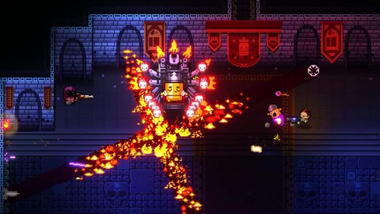 Enter the Gungeon đang miễn phí trên Epic Games Store