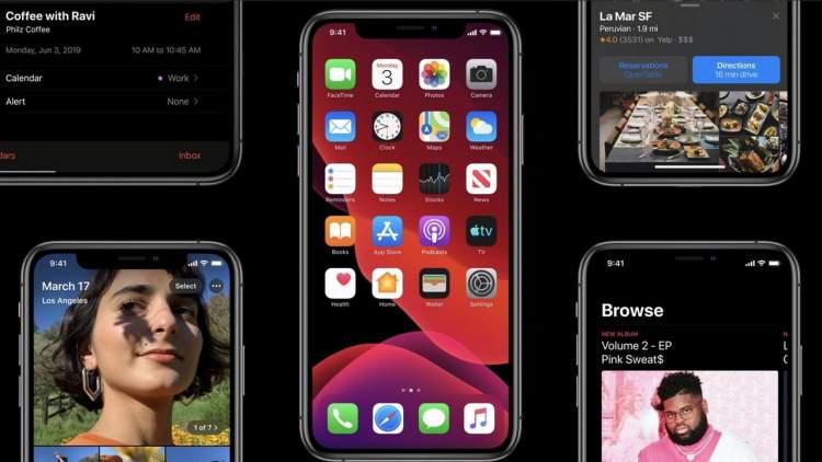 ios 13 featured 3 1 750x422 - Galaxy Note 10 được tiết lộ ngày ra mắt