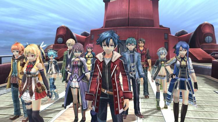 Đánh giá The Legend of Heroes: Trails of Cold Steel II