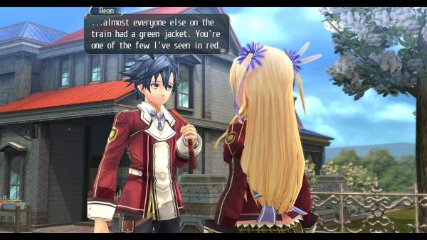 legend of heroes trails of cold steel ps4 screenshot 1 600x338 - Đánh giá game The Legend of Heroes: Trails of Cold Steel