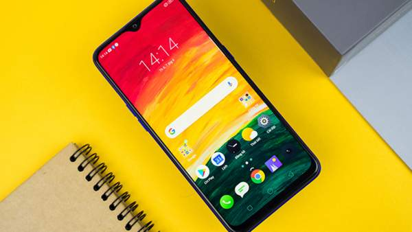 realme 3 pro 2 600x338 - Smartphone 6 triệu đồng: Chọn Samsung Galaxy A60 hay Realme 3 Pro?
