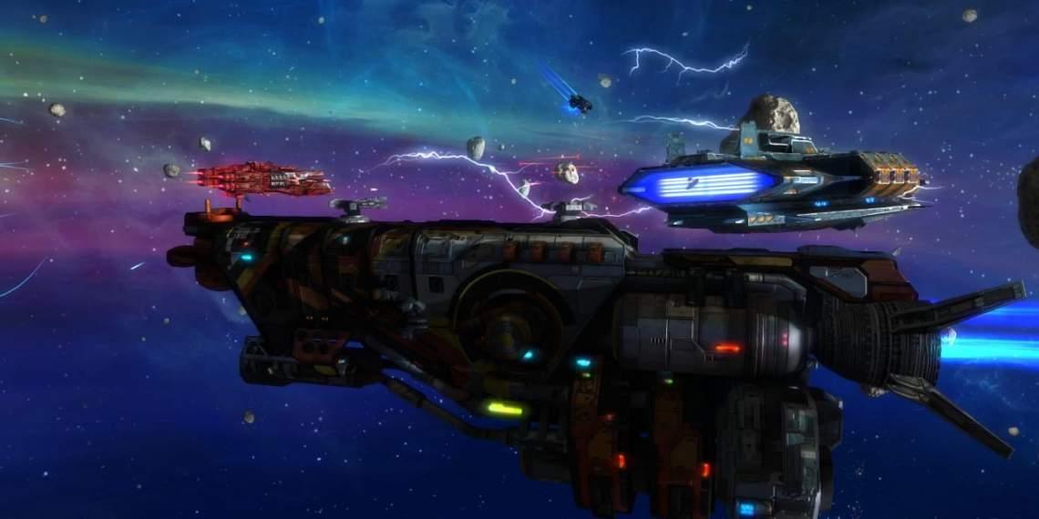Miễn phí Rebel Galaxy trên Epic Games Store