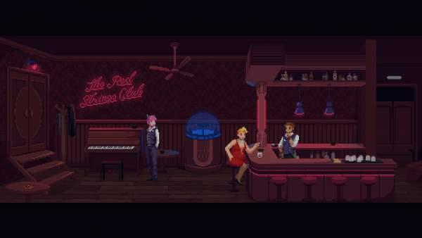 the red strings club screenshot 3 600x338 - Đánh giá game The Red Strings Club