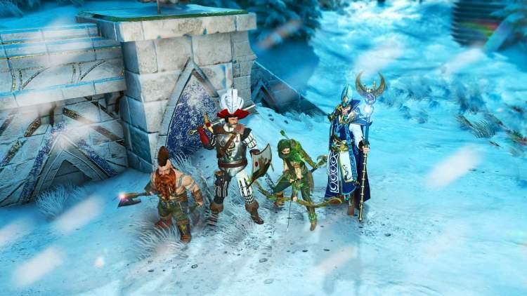 Đánh giá Warhammer: Chaosbane
