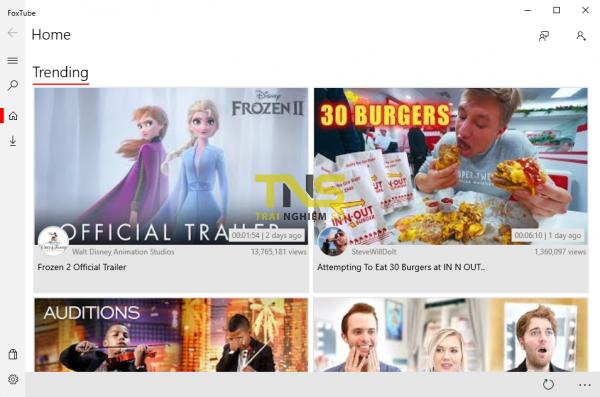 2019 06 13 14 07 27 600x397 - FoxTube: Trình xem video YouTube mới nhất cho Windows 10