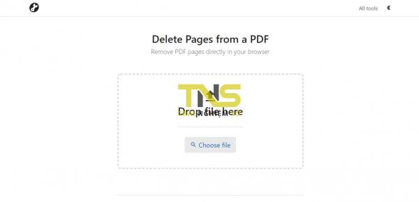 LottaTools: Dịch vụ chỉnh sửa PDF mới toanh và miễn phí 1