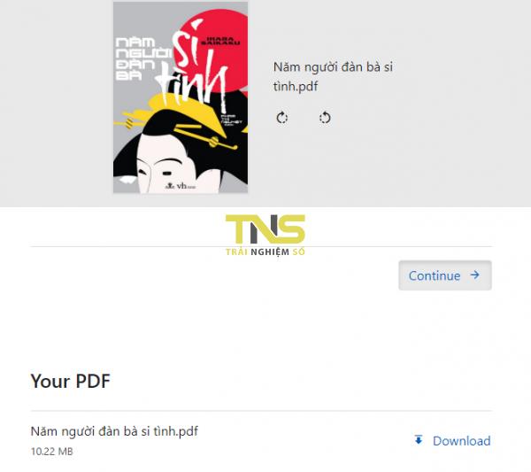 LottaTools: Dịch vụ chỉnh sửa PDF mới toanh và miễn phí 4