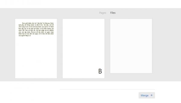 LottaTools: Dịch vụ chỉnh sửa PDF mới toanh và miễn phí 8