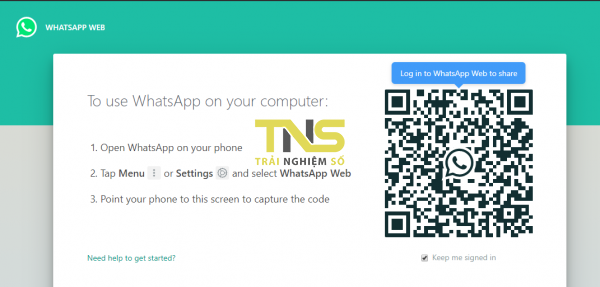 2019 07 06 15 41 50 600x287 - Gửi tin nhắn trên WhatsApp không cần lưu số điện thoại vào danh bạ