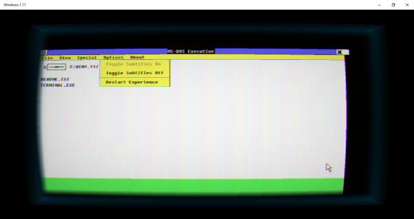 Trải nghiệm Windows 1.0 phiên bản Stranger Things 3