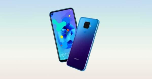 """Huawei Nova 5i Pro featured 600x314 - Huawei Nova 5i Pro lộ ảnh thiết kế với màn hình """"nốt ruồi"""""""