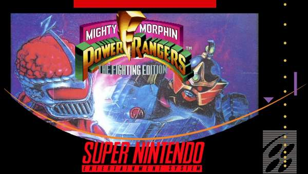 Mighty Morphin Power Rangers fighting edition 600x338 - Top những tựa game 5 anh em siêu nhân (Power Rangers) đáng chơi nhất