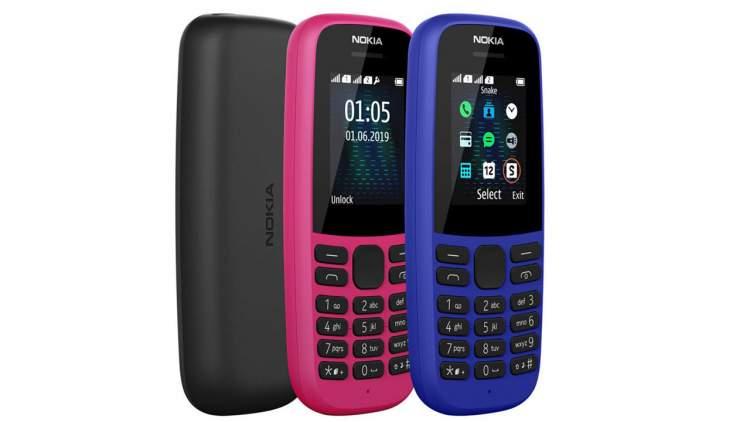 Nokia 105 2019 TNS 750x422 - Nokia 220 4G và Nokia 105 (2019) có giá từ 330.000 đồng