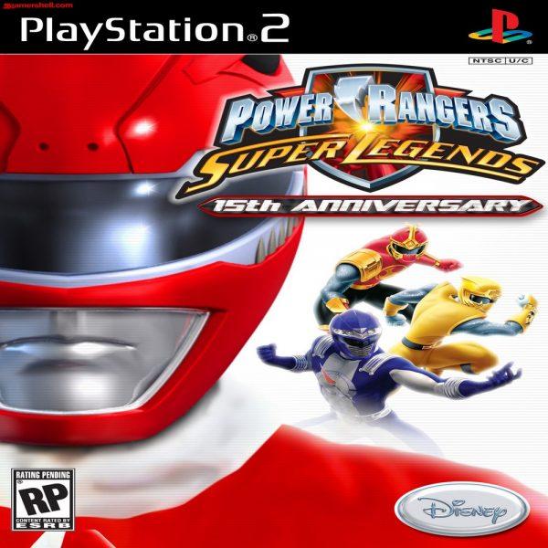 Power Rangers Super Legends Copy 600x600 - Top những tựa game 5 anh em siêu nhân (Power Rangers) đáng chơi nhất