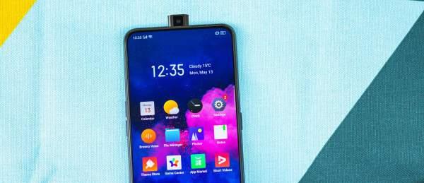 """Realme X 1 600x259 - Smartphone camera """"thò thụt"""" giá 6 triệu đồng: Chọn Huawei Y9 Prime hay Realme X?"""