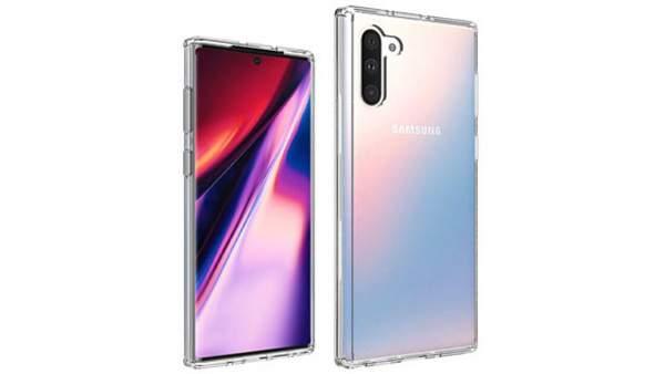 Samsung Galaxy Note 10 featured 600x338 - Lộ ảnh chi tiết Samsung Galaxy Note 10 và Note 10 Plus